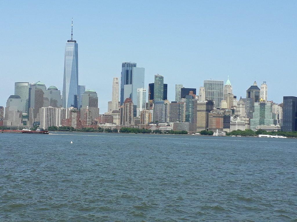 קו האופק ניו יורק